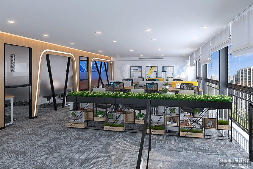 科技公司办公空间设计亚博国际app官方下载